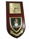 Yorkshire Regiment Wall Plaque Clock